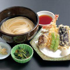天ぷらうどん 1,510円