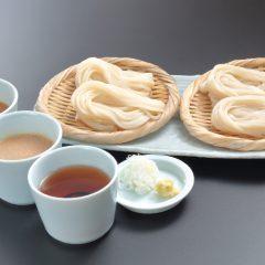 二種三味うどん(冷) 1,060円